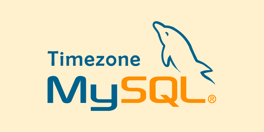 How to set the MySQL Timezone